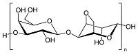 Agar struttura chimica