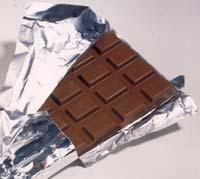 Tracce di prodotti estranei nel cioccolato