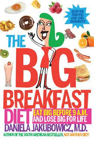 Dieta big breakfast