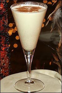Brandy egg-nog