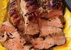 Cucinare sul web for Arrosto maiale