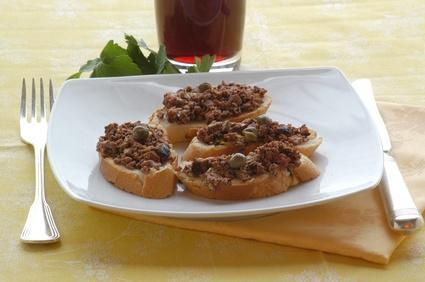 Crostini Fegatini