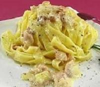 Fettuccine papalina