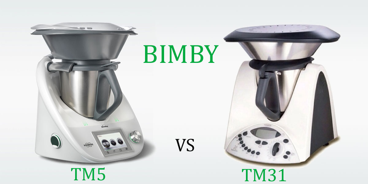Il Bimby è uno strumento molto diverso rispetto a un robot da cucina ...