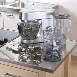 Il robot da cucina