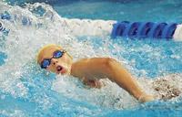 Allenamento ad intervalli nel nuoto