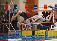 Allenamento nuoto master