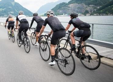 Ciclismo per rimanere in forma