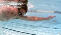 Imparare a nuotare a stile libero