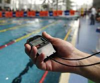 Test del differenziale nel nuoto