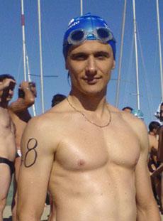 Andrea Tibaldi - Nuoto