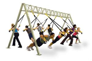 TRX (allenamento in sospensione)