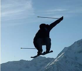 Sicurezza sugli sci