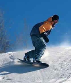Sicurezza sullo snowboard