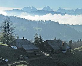 Viaggio in Svizzera - Emmental